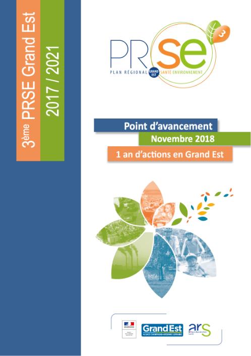 PRSE Grand Est 2017/2021